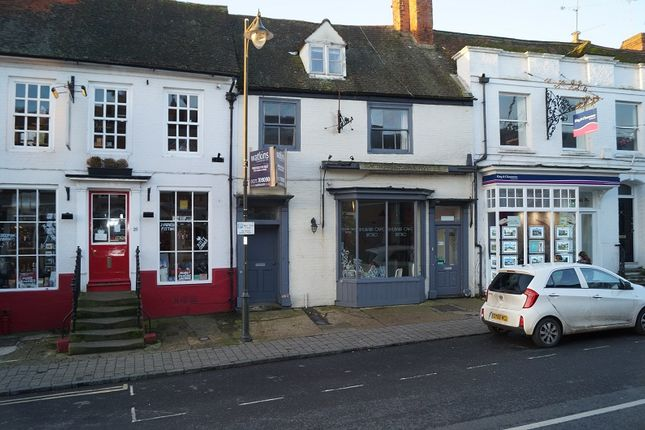 Thumbnail Restaurant/cafe for sale in High Street, Steyning