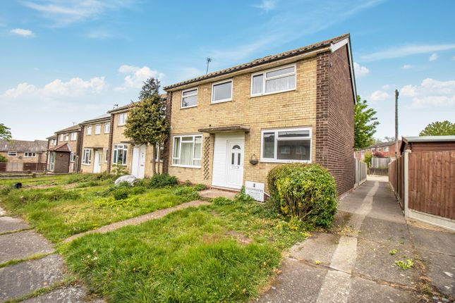 4 bed end terrace house for sale in Tulip Walk, Colchester CO4