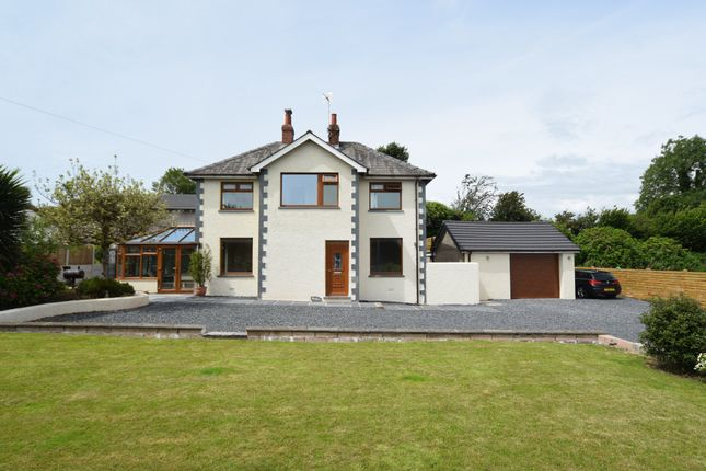 Thumbnail Detached house for sale in Ulverston Road, Swarthmoor, Cumbria