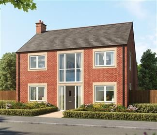 Thumbnail Detached house for sale in Stephenson Park, Killingworth