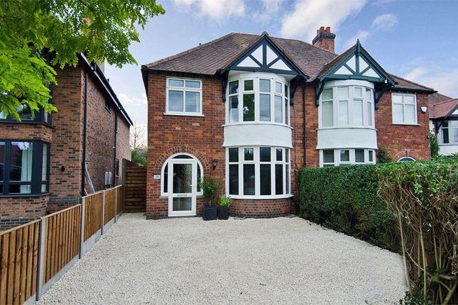 Thumbnail Semi-detached house for sale in Efflinch Lane, Barton Under Needwood, Burton-On-Trent