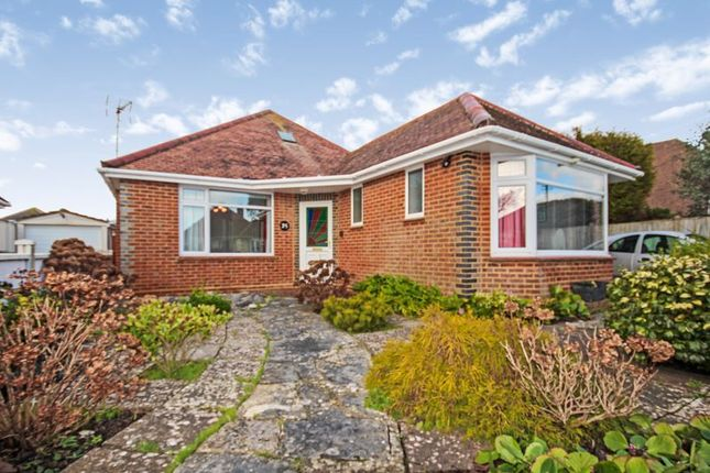 Thumbnail Detached bungalow for sale in Glendale Road, Southbourne, Bournemouth