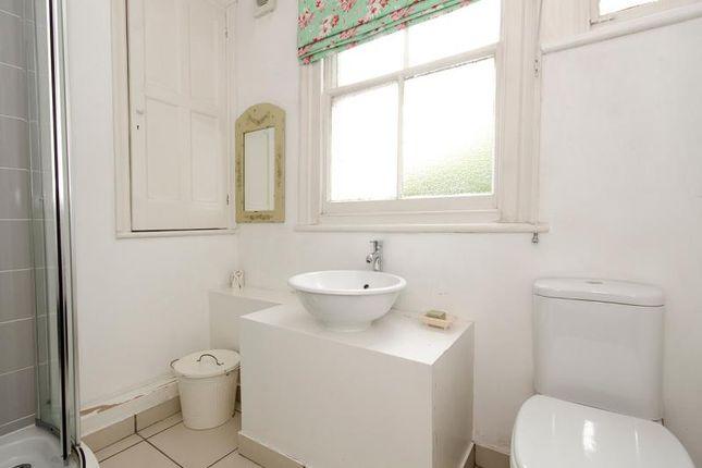 Shower Room of Woodland Gardens, London N10