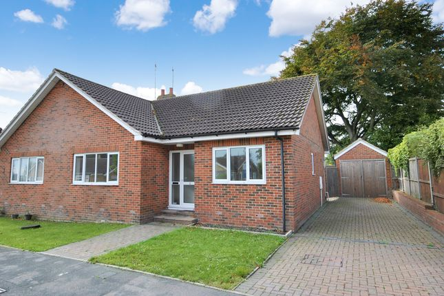 Thumbnail Semi-detached bungalow for sale in Kings Road, Great Totham, Maldon