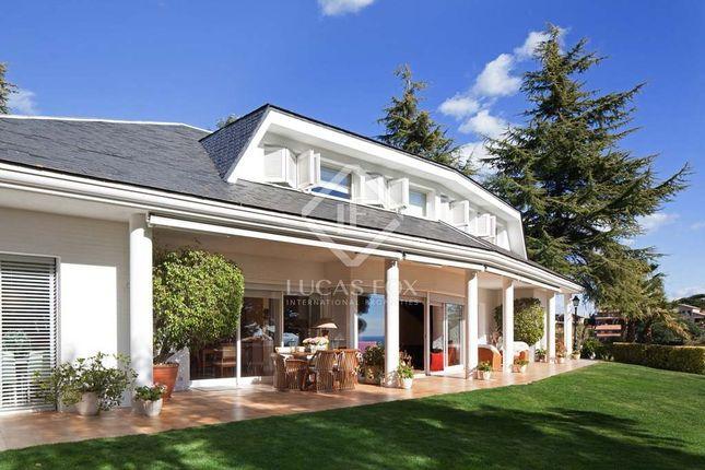 Thumbnail Villa for sale in Spain, Barcelona North Coast (Maresme), Supermaresme, Lfs4997