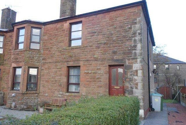Thumbnail Flat to rent in Waterfoot Road, Annan