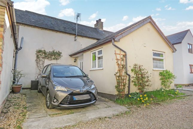 Thumbnail Terraced house for sale in High Street, Broom, Biggleswade, Bedfordshire