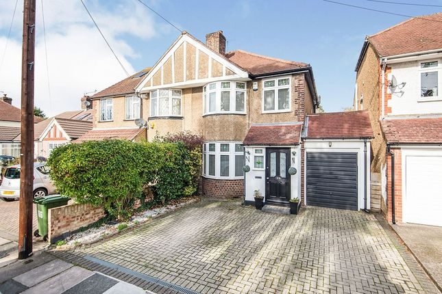 Thumbnail Semi-detached house for sale in Waverley Avenue, Whitton, Twickenham