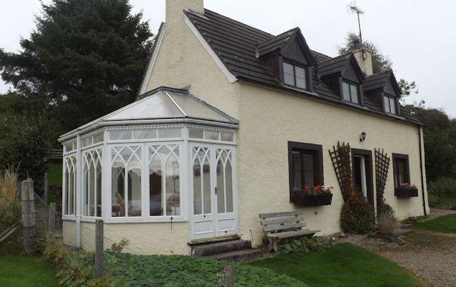 Thumbnail Cottage for sale in The Brackens, Rhemusaig, Rogart