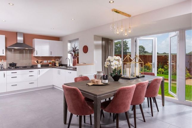 """Thumbnail Detached house for sale in """"Holden"""" at Tweed Street, Leicester"""