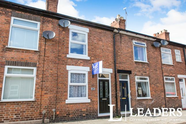 Thumbnail Terraced house to rent in Gladstone Street, Northwich