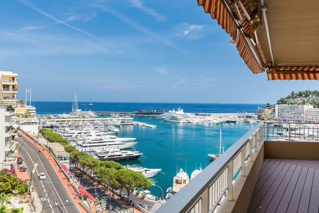 Thumbnail Apartment for sale in La Condamine, Monaco