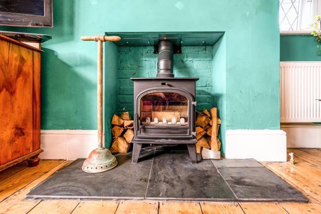 Fireplace of Leatherhead, Surrey, Uk KT22