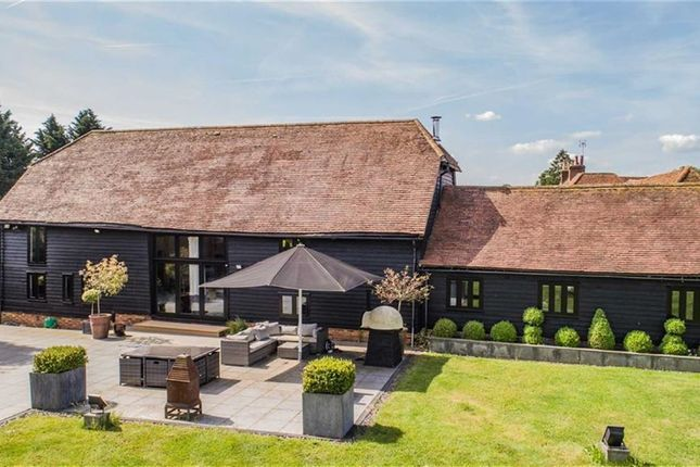 Thumbnail Detached house to rent in Fiddlers Hamlet, Epping