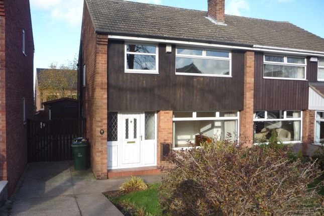 Thumbnail Semi Detached House To Rent In 7 Welham Drive Moorgate Rotherham