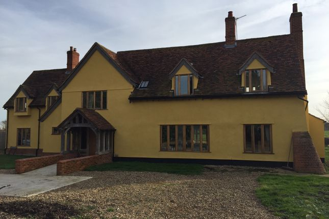 Detached house for sale in Raydon Road, Hintlesham, Ipswich