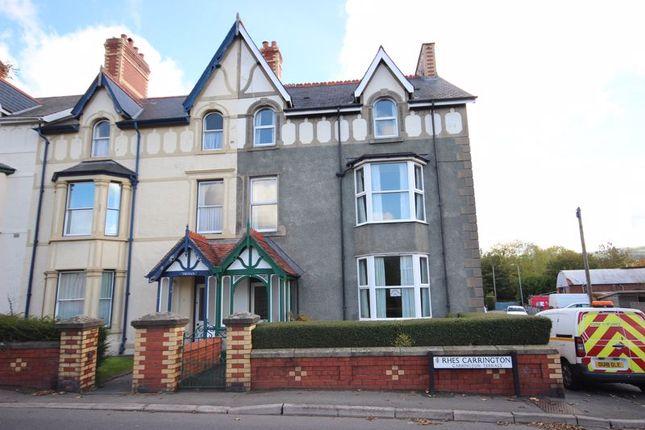 Thumbnail Terraced house for sale in Carrington Terrace, Llanrwst