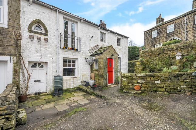 Thumbnail Terraced house for sale in Baring Square, Sutton-In-Craven, Keighley