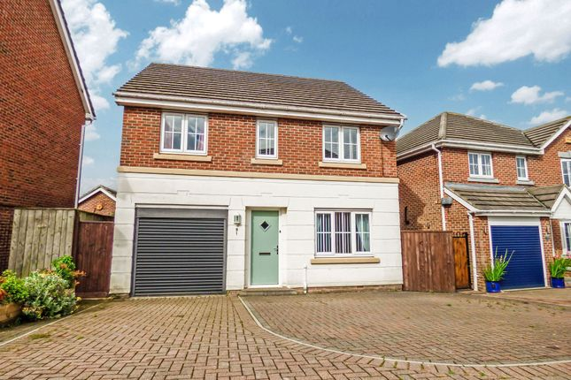 Thumbnail Detached house for sale in Fenwick Way, Consett