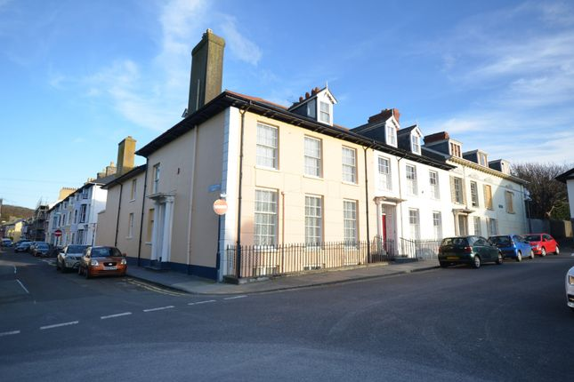 Thumbnail End terrace house for sale in Laura Place, Aberystwyth