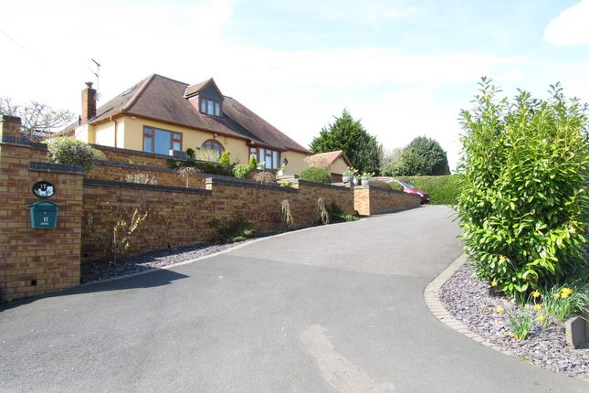 Thumbnail Detached house for sale in Cossall Road, Trowell, Trowell