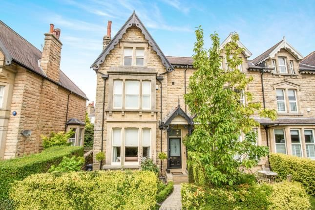 Thumbnail End terrace house for sale in Park Drive, Harrogate, North Yorkshire