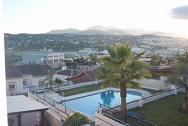 2.View of Spain, Málaga, Coín