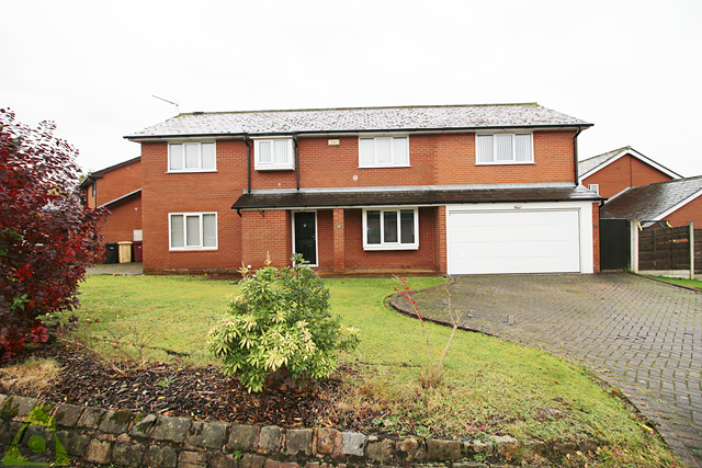 Thumbnail Detached house for sale in Sanderling Close, Westhoughton