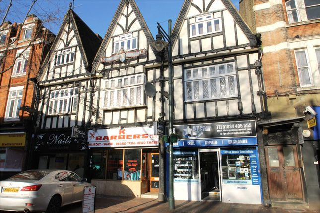 Thumbnail Flat for sale in Tudor House, 315-323 High Street, Chatham, Kent