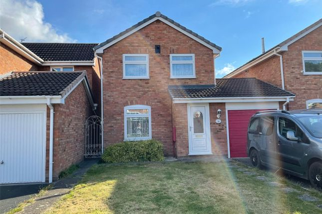 3 bed detached house to rent in Japonica Drive, Leegomery, Telford, Shropshire TF1