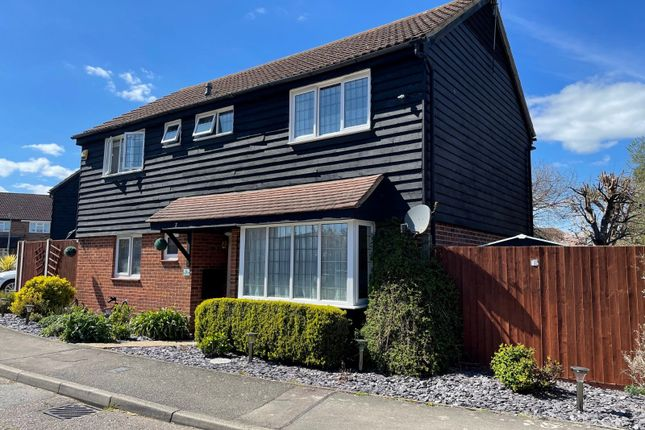 Thumbnail Detached house for sale in Woodstock Crescent, Hockley, Essex