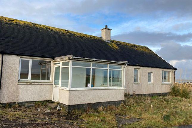 Thumbnail Detached bungalow for sale in John O' Groats, Wick