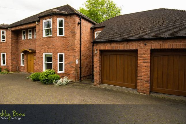 Thumbnail Detached house for sale in Selly Wick Road, Selly Park, Birmingham