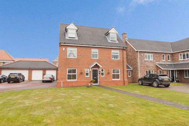 Thumbnail Detached house for sale in Rowland Crescent, Castle Eden, Hartlepool