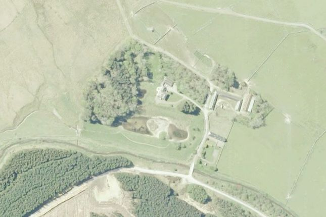 Thumbnail Land for sale in Steadings And Land At Craik Farm, Roberton Hawick TD97Ps