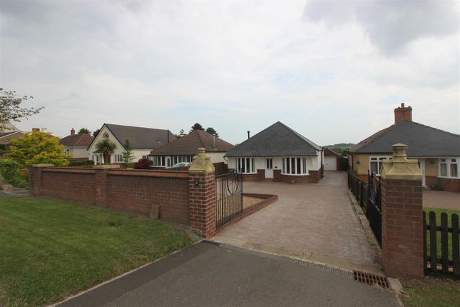 Thumbnail Detached bungalow for sale in Dovedale, Beaumont Hill, Darlington