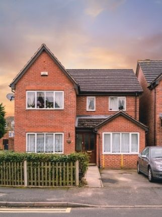 Thumbnail Detached house for sale in Foxes Meadow, Cotteridge, Birmingham