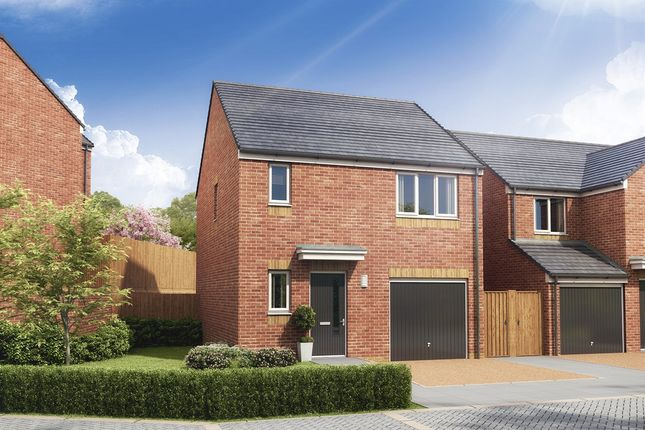 "3 bedroom detached house for sale in ""The Fortrose"" at The Wisp, Edinburgh"