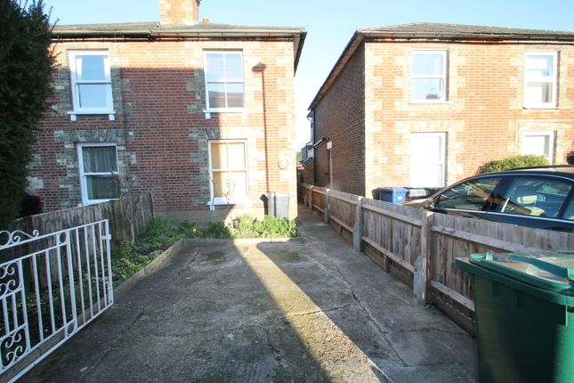 Thumbnail Semi-detached house to rent in Moxon Street, High Barnet, Barnet