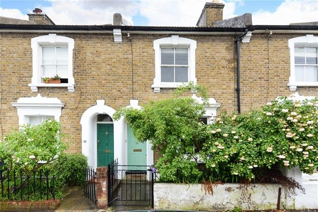 Thumbnail Terraced house for sale in Chalford Road, London