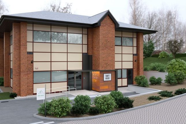 Thumbnail Office to let in Swift House, Peregrine Business Park, High Wycombe