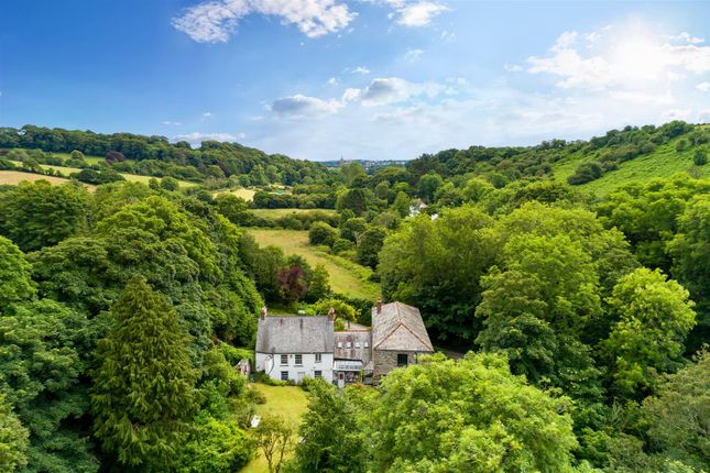 Thumbnail Detached house for sale in Idless, Truro