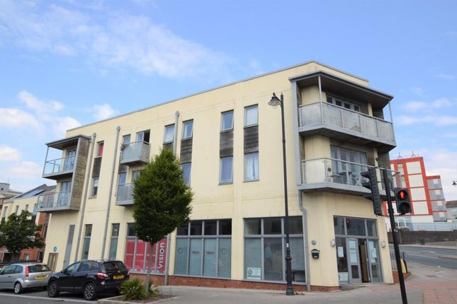 Thumbnail Flat for sale in Park Avenue, Devonport, Plymouth, Devon