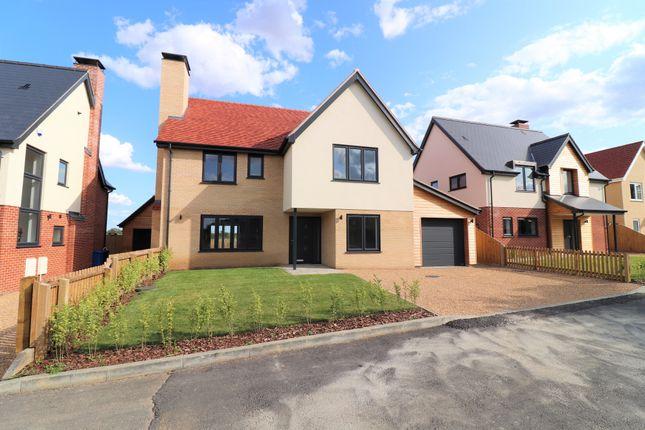 Thumbnail Detached house for sale in Duke Street, Hintlesham, Ipswich, Suffolk