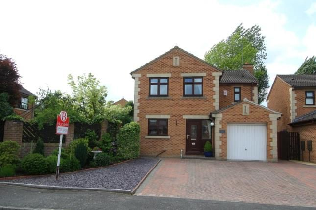 Detached house for sale in Aviemore Close, New Whittington, Chesterfield, Derbyshire