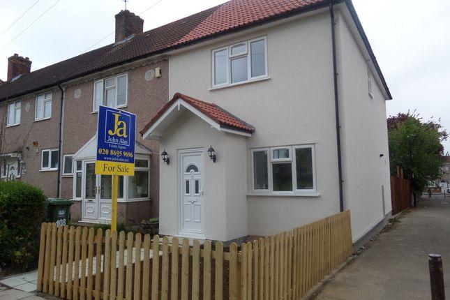 Thumbnail End terrace house for sale in Oakridge Road, Downham, Bromley