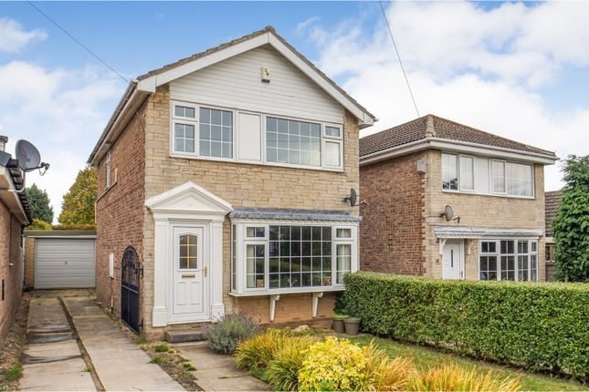 Thumbnail Detached house for sale in Greenfield Way, Wakefield