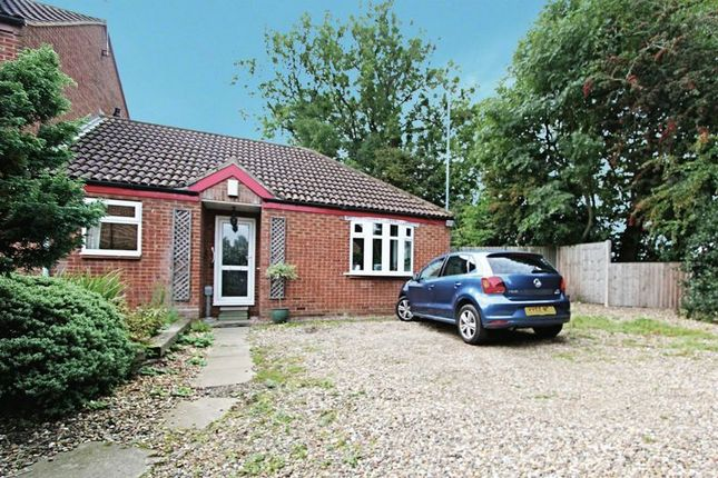 Thumbnail Semi-detached bungalow for sale in The Willows, Hessle