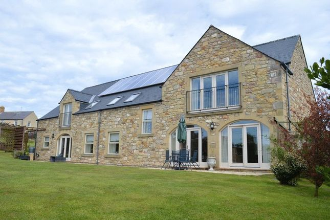 Thumbnail Detached house for sale in The Barns, Heathery Tops, Berwick-Upon-Tweed