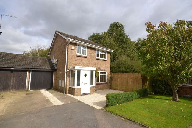 Thumbnail Detached house for sale in Parkside, Ecton Brook, Northampton